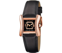 Damen-Armbanduhr Ailes Analog Quarz Leder