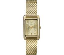 Damen-Armbanduhr XS Women's Dress Bracelet Analog Quarz Edelstahl T2P304