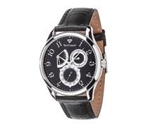 Yves Camani Herren-Armbanduhr Roubion Analog Quarz YC1056-B