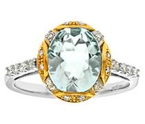Damen-Ring 9 Karat (375) Gelbgold
