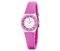 watches Damen-Armbanduhr XS K6043 Analog Quarz Plastik K6043/C