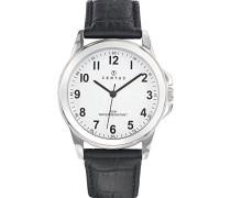 Certus Herren-Armbanduhr Analog Quarz Schwarz 610743