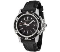 Sector Herren-Armbanduhr Analog Quarz Leder R3251240125