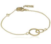 Damen-Armband mattiert 18.5 cm - 141622002