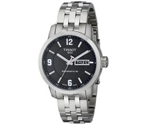 Tissot Herren-Armbanduhr Analog Automatik Edelstahl T055.430.11.057.00