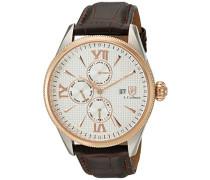 Herren- Armbanduhr Analog Quarz SC0170