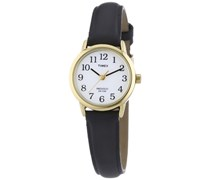 Timex Damen-Armbanduhr Weiß Analog Leder T20433D7