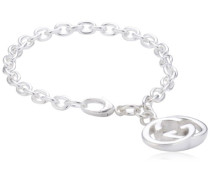 Damen Armband 925 Sterling Silber Britt 18.0 cm YBA190501001018