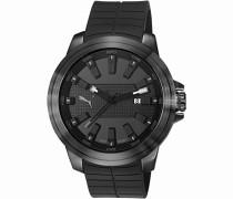Puma Herren-Armbanduhr Man Drill Analog Quarz PU103901003