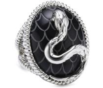 Damen-Ring Edelstahl Gr. 56 (17.8) - SCXS10016