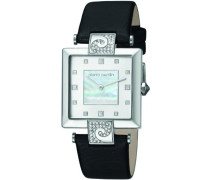 Damen-Armbanduhr Etre Envie Grande Analog Quarz Leder