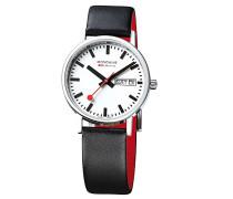 Herren-Armbanduhr SBB Classic Day Date 36mm Analog Quarz A667.30314.11SBB