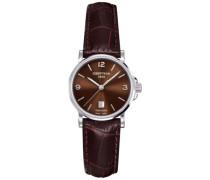 Certina Damen-Armbanduhr XS Analog Quarz Leder C017.210.16.297.00