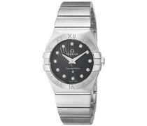 Damen-Armbanduhr Analog Quarz Edelstahl 12310276051001