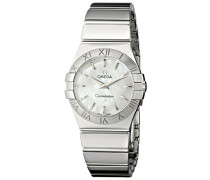 Damen-Armbanduhr Analog Quarz Edelstahl 12310276005002