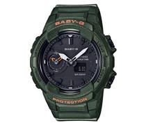 Baby-G Damen-Armbanduhr BGA-230S-3AER