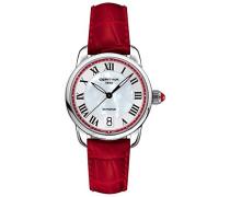 Certina Damen-Armbanduhr XS Analog Quarz Leder C025.210.16.428.00