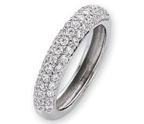 Damenring 925/- Sterling Silber Ringweite: 56 273270545L-056