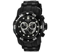 Invicta Herren-Armbanduhr Quarz Chronograph 6986