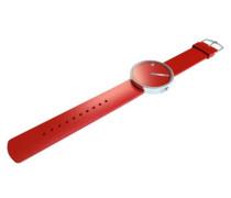 Unisex-Armbanduhr Picto Analog Quarz Silikon 43368