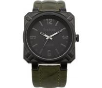 Herren-Armbanduhr Full Metal Jacket Analog nylon grün FT1076KH
