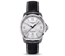 Certina Herren-Armbanduhr XL Analog Automatik Leder C001.407.16.037.00