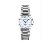 Certina Damen-Armbanduhr XS Analog Quarz Edelstahl C012.209.11.116.00