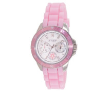 Damen-Armbanduhr Amsterdam Analog Quarz Kautschuk J50962-140