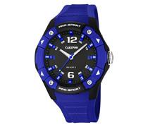 Herren-Armbanduhr Analog Quarz Plastik K5676/4