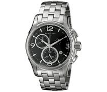 Hamilton Herren-Armbanduhr XL Analog Automatik Edelstahl H32715131