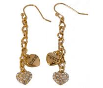 UBE81150  Damen-Ohrringe vergoldetes Metall
