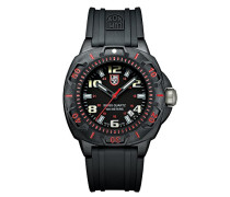 Sentry 0200 Herren-Armbanduhr Analog Quarz Plastik - XL.0215.SL