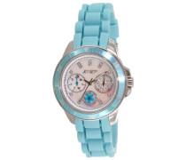 Damen-Armbanduhr Amsterdam Analog Quarz Kautschuk J50962-142
