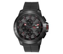 Puma Time Herren-Armbanduhr Drill Chronograph Quarz Plastik PU103891001