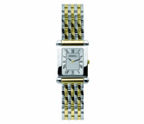 Michel Herbelin 17049/B3T01 Damen-Armbanduhr, Quarz, analog, mehrfarbiges Edelstahl-Armband