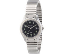 Regent Damen-Armbanduhr XS Analog Quarz Edelstahl 12310150