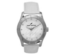 Damen-Armbanduhr Analog Quarz Leder DHD 004-FB