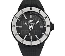Herren-Armbanduhr 680104 Analog Quarz Schwarz 680104