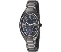 Pierre Cardin Damen-Armbanduhr Merveille Analog Quarz Edelstahl PC105982F10