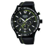 Herren-Armbanduhr WRC Analog Quarz Leder PT3693X1