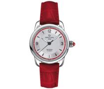 Certina Damen-Armbanduhr XS Analog Automatik Leder C025.207.16.427.00