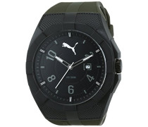 PUMA TIME Iconic Army Armbanduhr - PU103501007