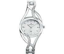 Damen-Armbanduhr Analog silber 633173