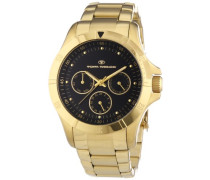 Damen-Armbanduhr Analog Quarz Edelstahl beschichtet 5412201