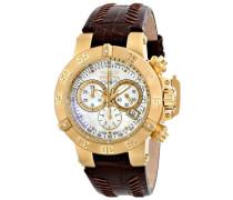 Damen- Armbanduhr Subaqua Chronograph Quarz