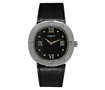 Cacharel Damen-Armbanduhr Analog Quarz Leder CLD 006-AA