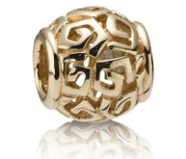 Damen-Bead 14 Karat (585) Gelbgold  75464