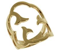 Sterling Silber Cloud Ring