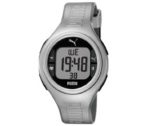 Puma Herren-Armbanduhr XL Digital Plastik PU910541009