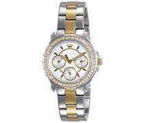 Damen-Armbanduhr Pedigree Analog Quarz Edelstahl 1901107
